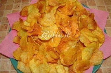 Bulviniai traškučiai