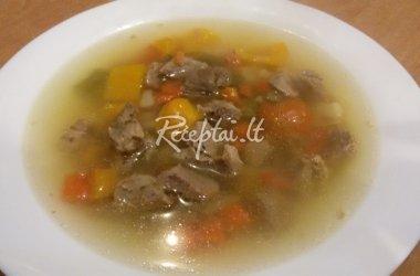 Vitaminų sriuba