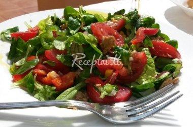 Sveikos tuno salotos