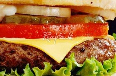 Tobulas mėsainis