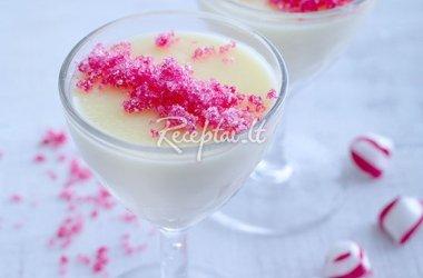 Kalėdinių saldainių lazdelių gėrimas