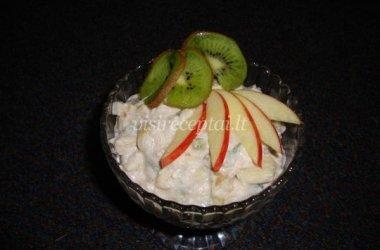 Varškės desertas