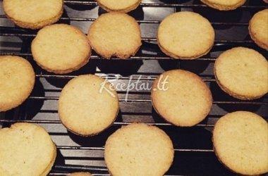 Paprastuoliai sausainukai
