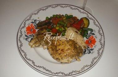 Sultingas vištienos kepsnys