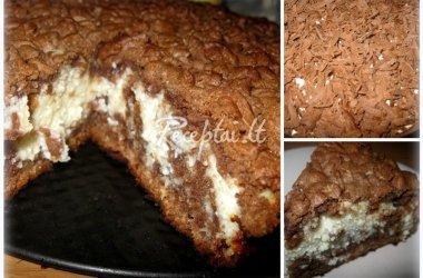 Kakavinis varškės pyragas