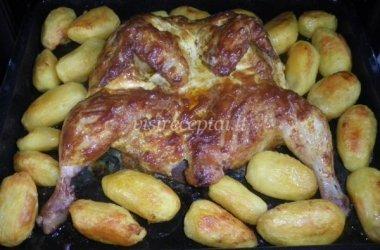 Kepta višta su bulvėm